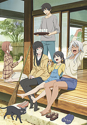 аниме Flying Witch