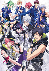 аниме B-Project: Kodou*Ambitious